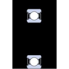 Подшипник W 6000-2Z