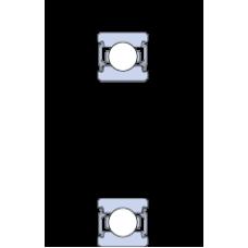 Подшипник 6201-2RSL
