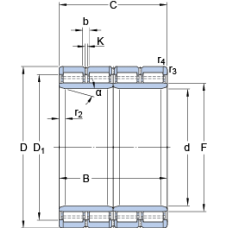 Подшипник BC4B 319862